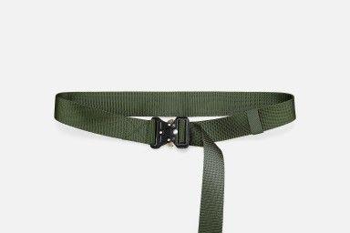 STATEMENT V2 Belts - Green