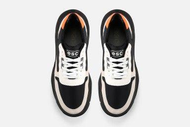 RABBIT Sneakers - Black/White