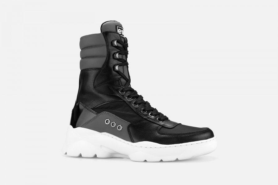 HARDLAB Boots - Black