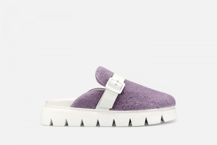 BALTIMORE Sandals - Lilac