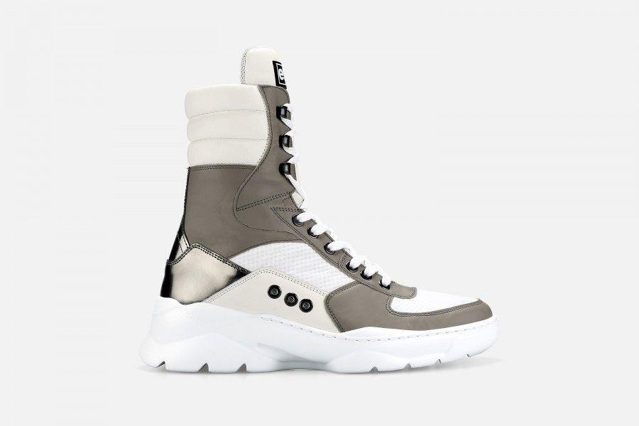 HARDLAB Boots - Grey