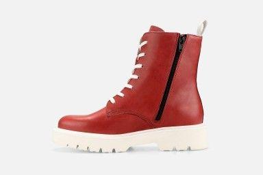 MOLAR Boots - Vermelho