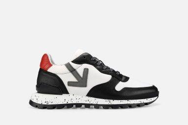 VANAR Sneakers - Black/Red