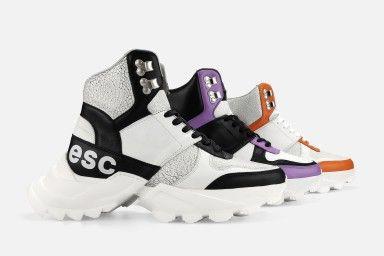 SPECTRUM Platform Boots - White Others
