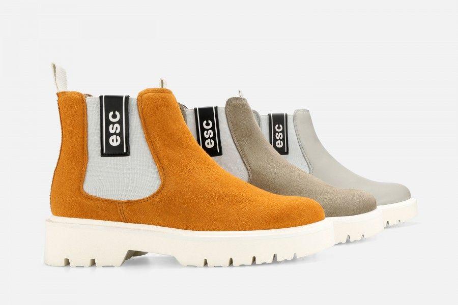 BOLINA Boots - Taupe