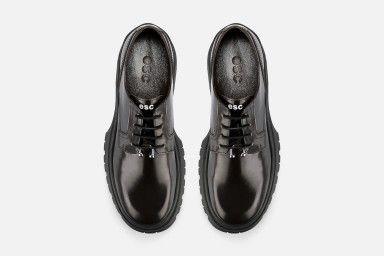 STONES Shoes - Dark Brown