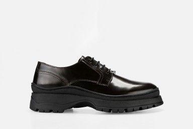 STONES Shoes - Castanho Escuro