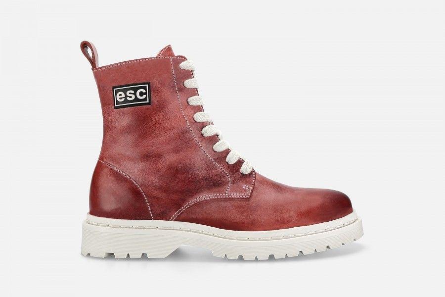 SATURN Boots - Vermelho