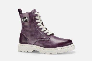 SATURN Boots - Violet