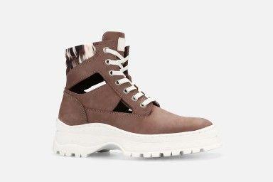 LULU Boots - Cappuccino