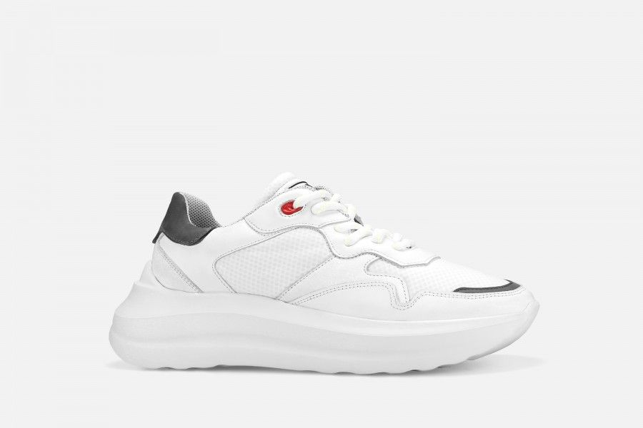 SPOOKY Sneakers - White
