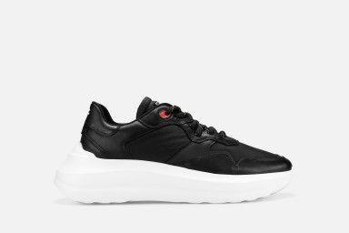 SPOOKY Sneakers - Preto