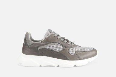 DRAGON Sneakers - Cinza