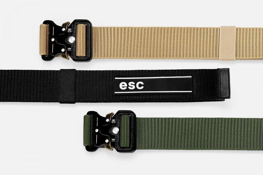 STATEMENT V2 Belts - Verde