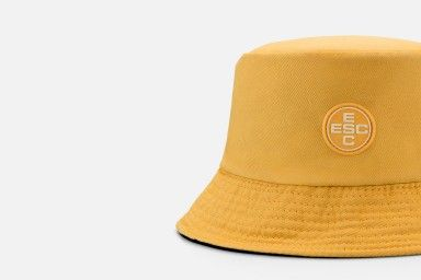 BUCKET COLOR Hat - Toasted