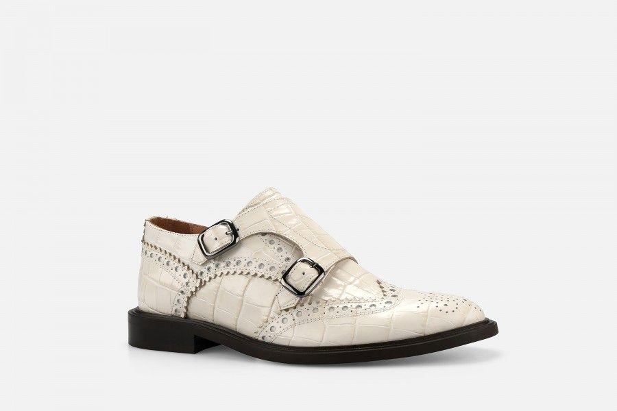 ATAN Shoes - White