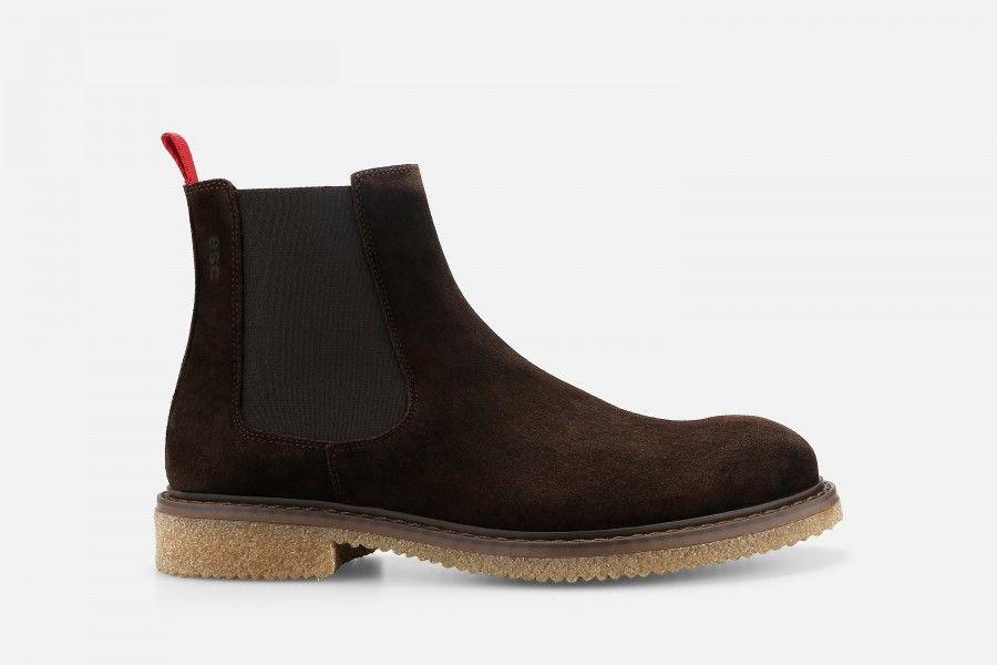 HERTZ Boots - Brown