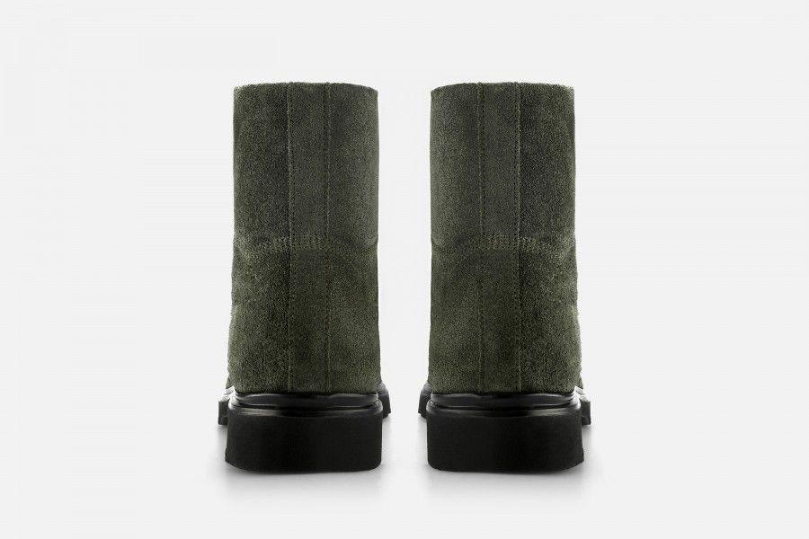 FRANKY Boots - Verde