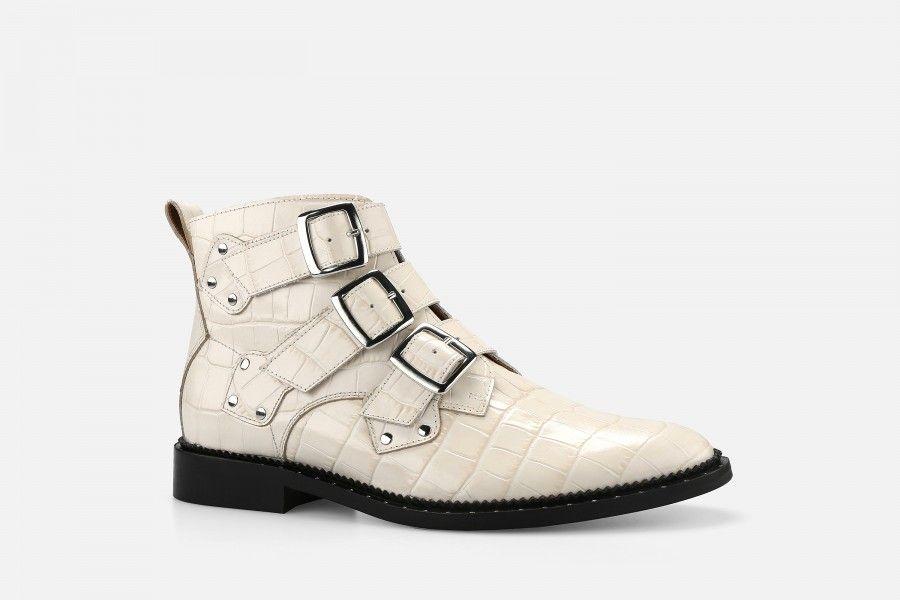 DELTA Boots - Branco