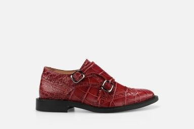 ATAN Shoes - Red