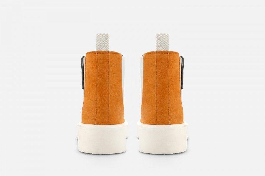 BOLINA Boots - Laranja