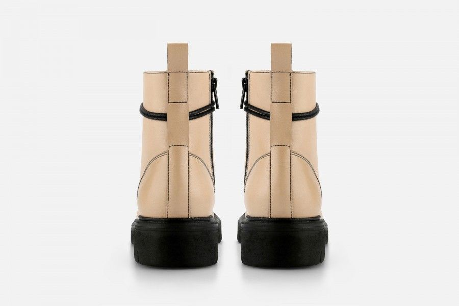 INDIAN Boots - Bege