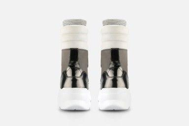 HARDLAB Boots - Cinza