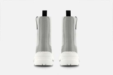 SAPO Ankle Boots - Cinza