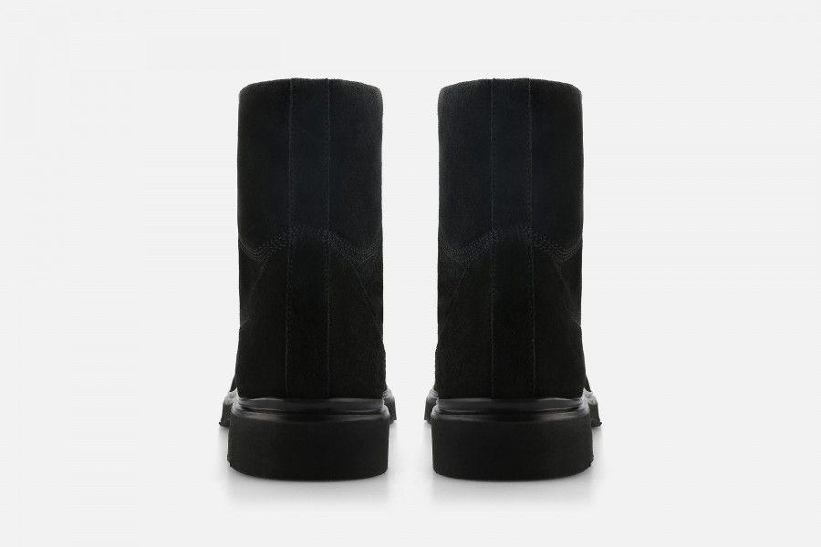 FRANKY Boots - Cinza Suede