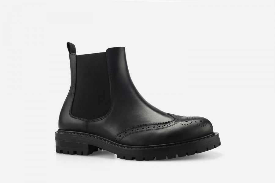 ZLATYR Ankle Boots - Black