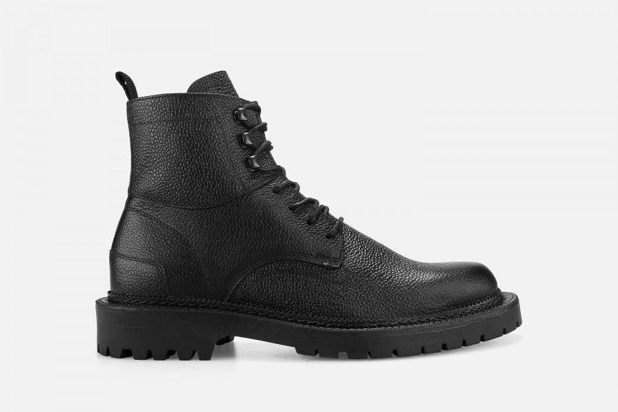 TERRIER Boots - Black