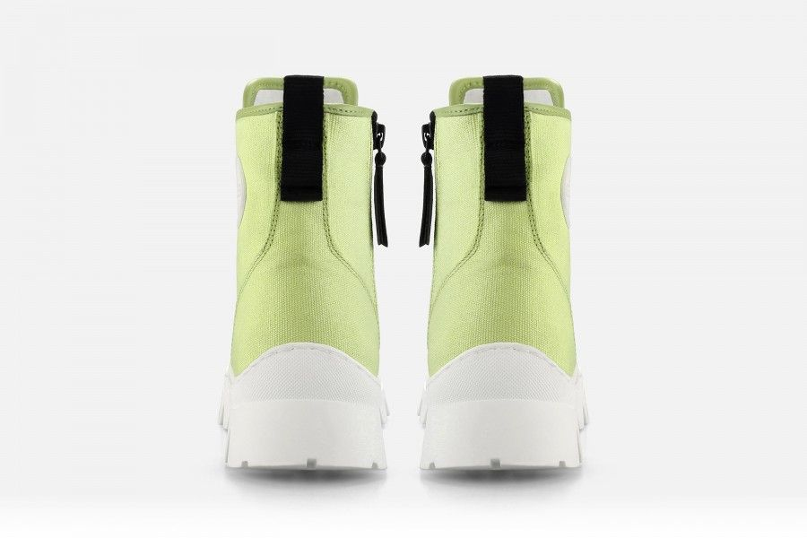 TUAREGE Boots - Green