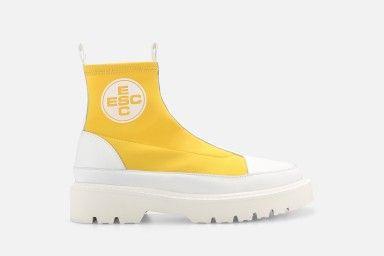 BOPY Boots - Amarelo