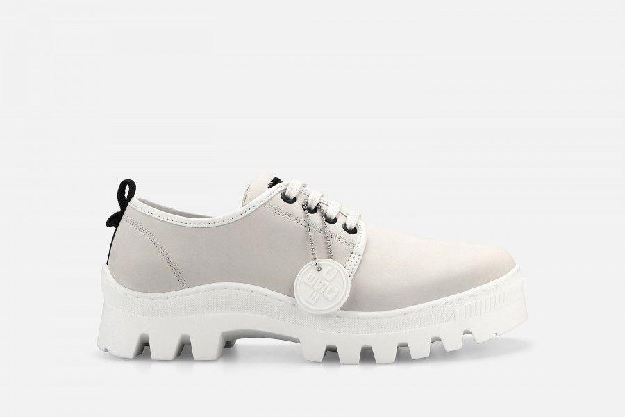 JOAN Shoes - Beige Suede
