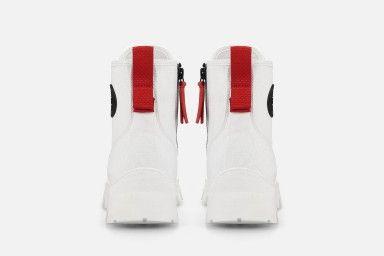 TUAREGE Boots - White