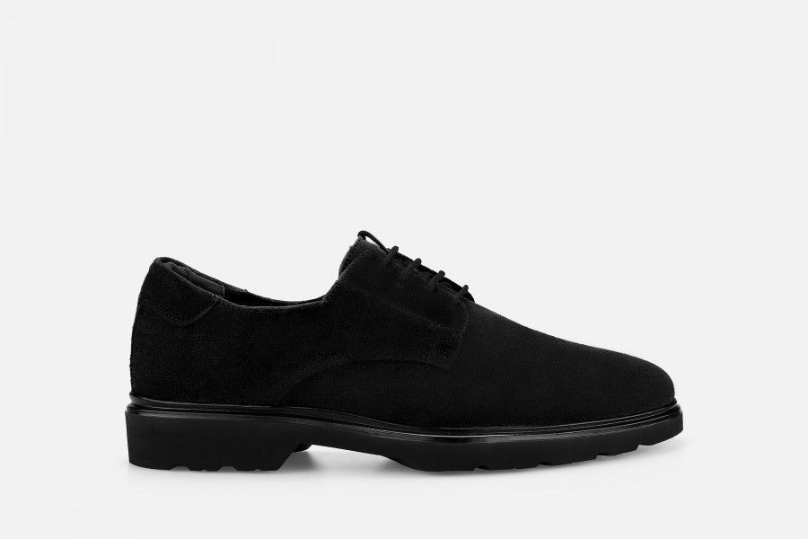 FRANK Shoes - Cinza Escuro