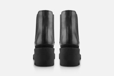 ARIELA Ankle Boots - Preto