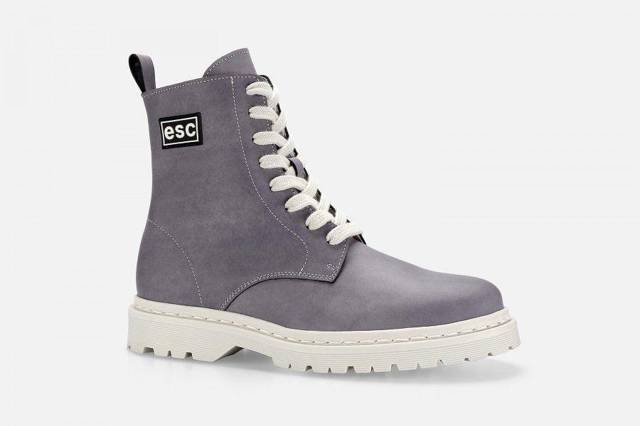 SATURN Boots - Cinza