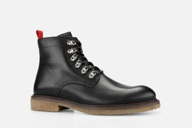 FRAZER Boots - Black