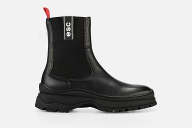 SAPO Ankle Boots - Preto