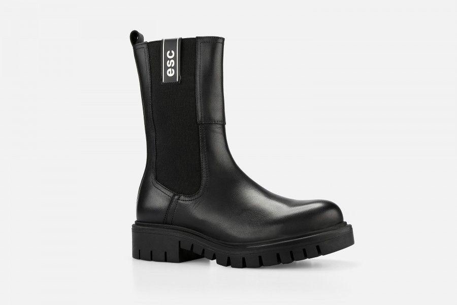 ANASTASIA Boots - Preto